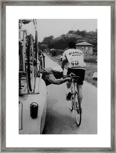 Ferdinando Brandolini At Giro D In Framed Print