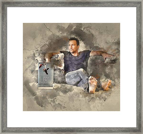 Flanery With Jane Two Framed Print