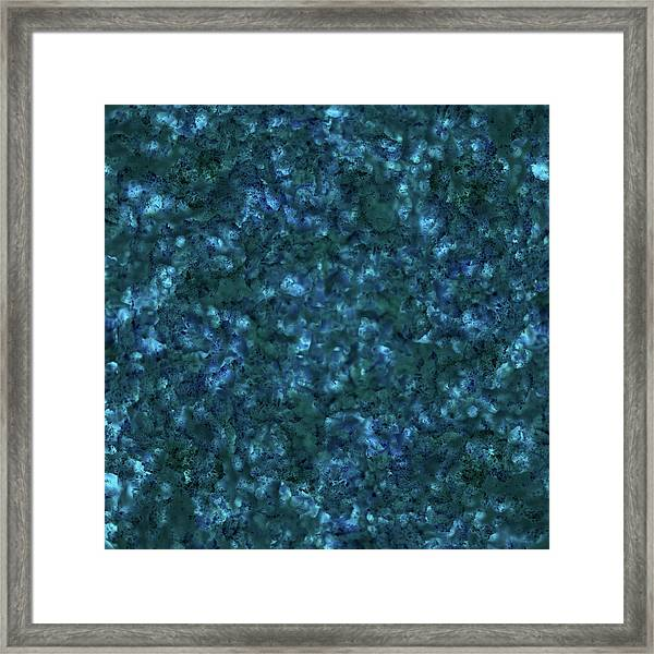 Forest Canopy 3 Framed Print