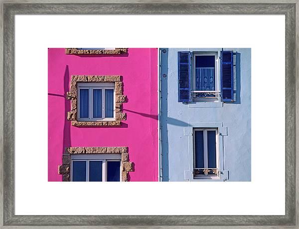 France, Finistere, Morgat, Crozon Framed Print by Gardel Bertrand / Hemis.fr