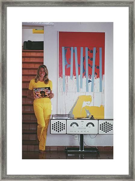 Funk In Tuscany Framed Print