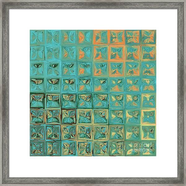 Genesis 15 1. I Am Your Shield Framed Print