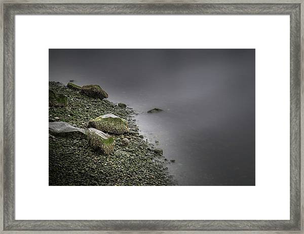 Framed Print featuring the photograph Gentleness by Juan Contreras