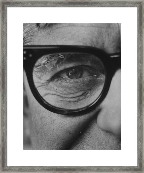 George Silk Framed Print