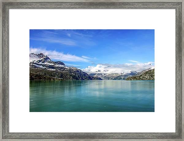 Glacier Bay 1 Framed Print