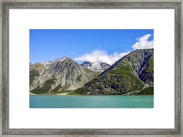 Glacier Bay 2 Framed Print