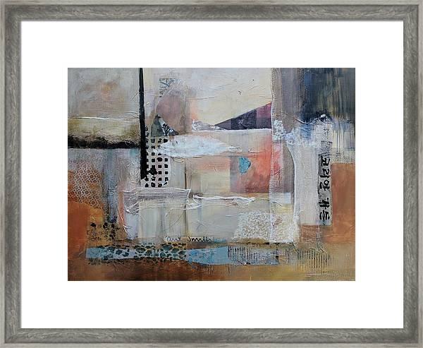 Gobi Framed Print