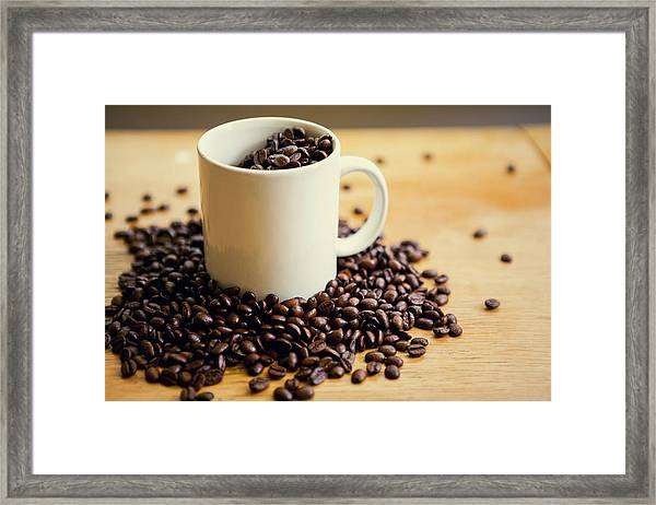 Good Morning Coffee And Cup By Timnewman