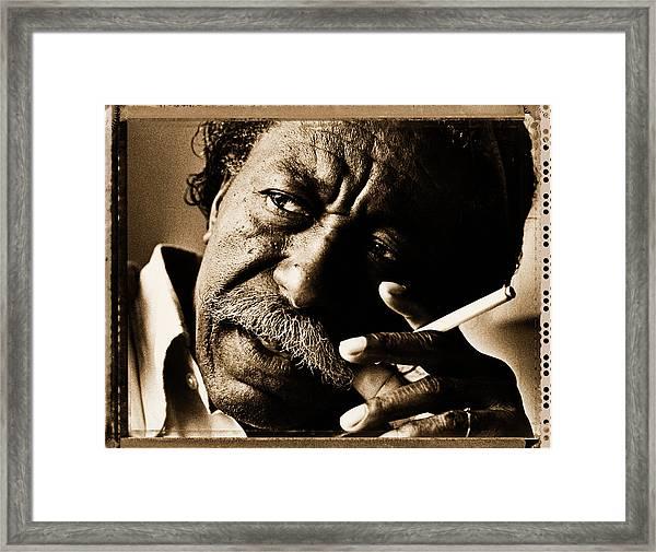 Gordon Parks Framed Print