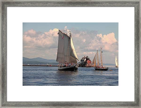 Grace Bailey Framed Print