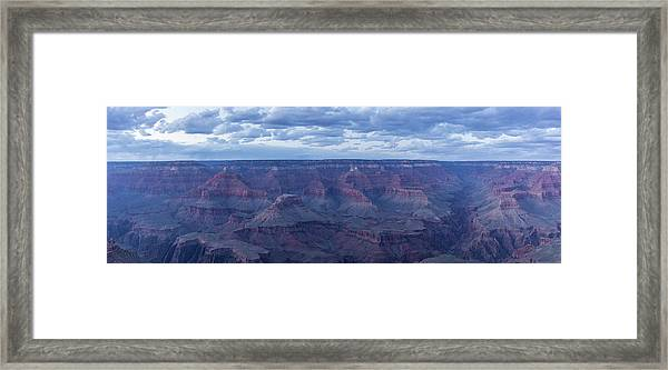Grand Canyon Grand Panorama Framed Print