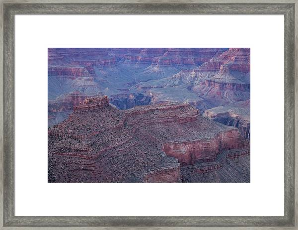 Grand Canyon, South Rim Framed Print