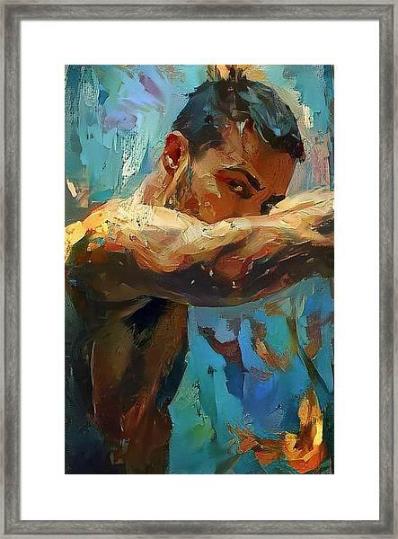 Gregory Framed Print