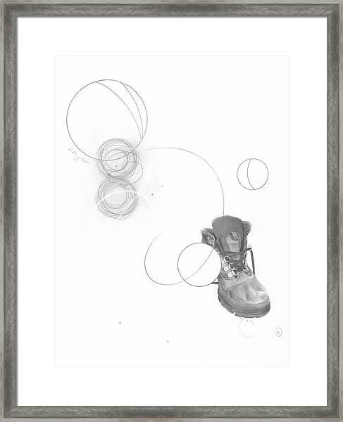 Ground Work No. 2 Framed Print