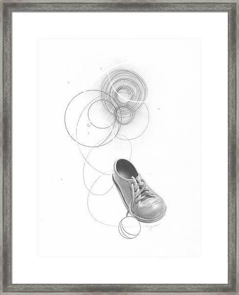 Ground Work No. 3 Framed Print