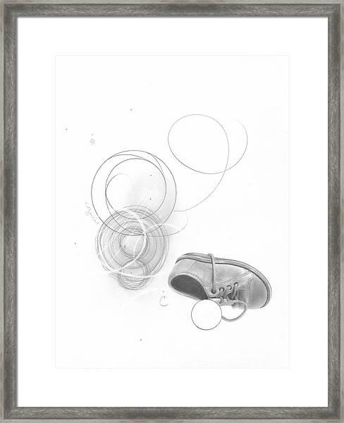 Ground Work No. 4 Framed Print