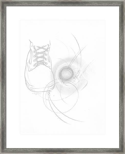 Ground Work No. 5 Framed Print