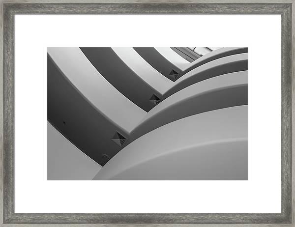 Guggenheim_museum Framed Print