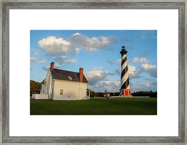 Hatteras Lighthouse No. 2 Framed Print