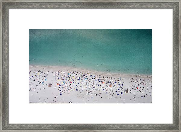 Haulover, Miami Framed Print