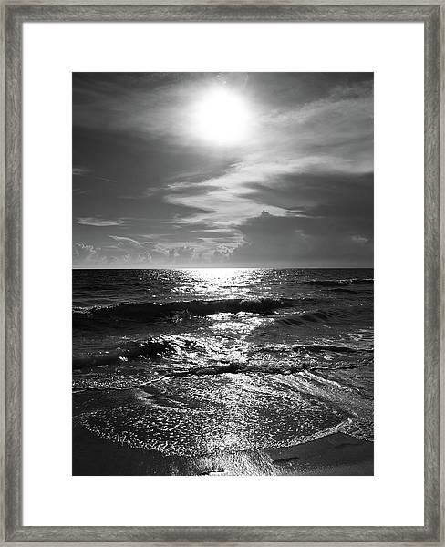 Helios Framed Print