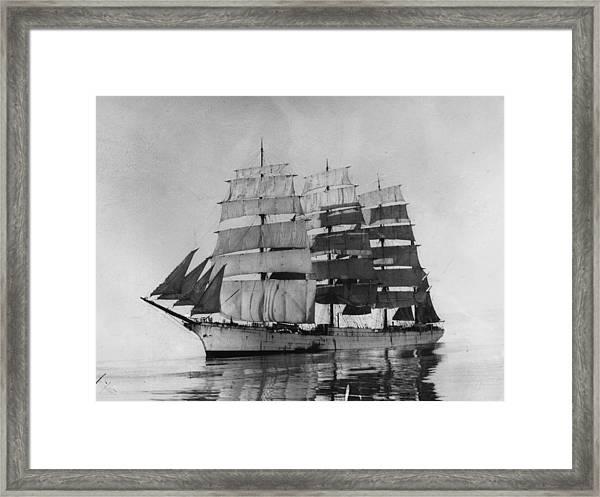 Herzogin Cecilie Framed Print