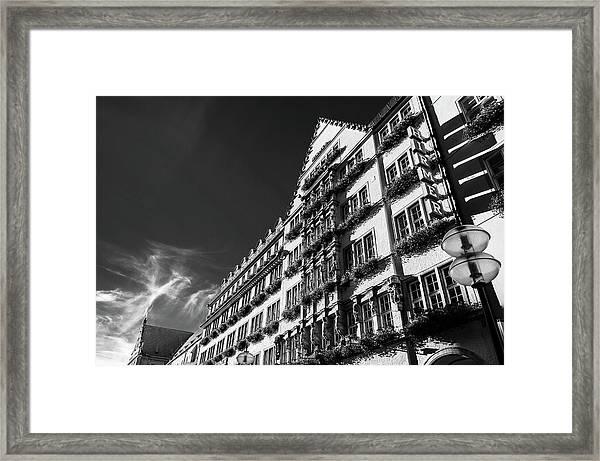 Hirmer Framed Print