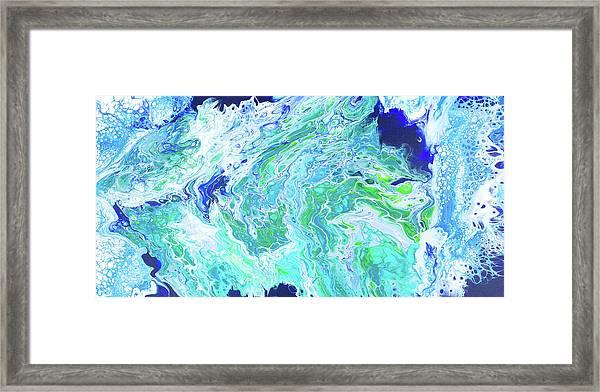 Ho'okipa Beach Framed Print
