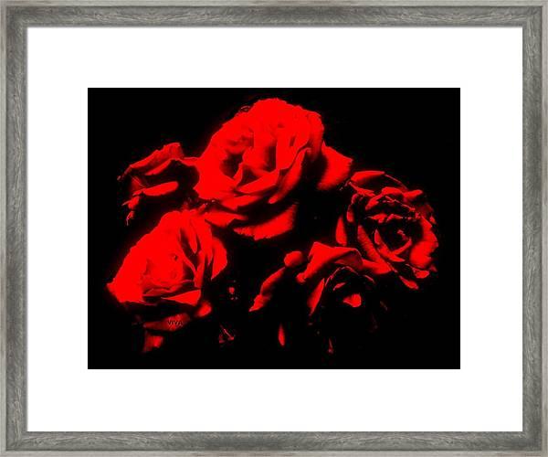 I Will Always Love You Framed Print