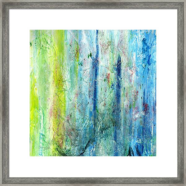 In All Creation Framed Print