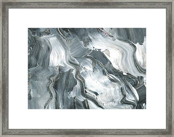 In Motion 2 Framed Print