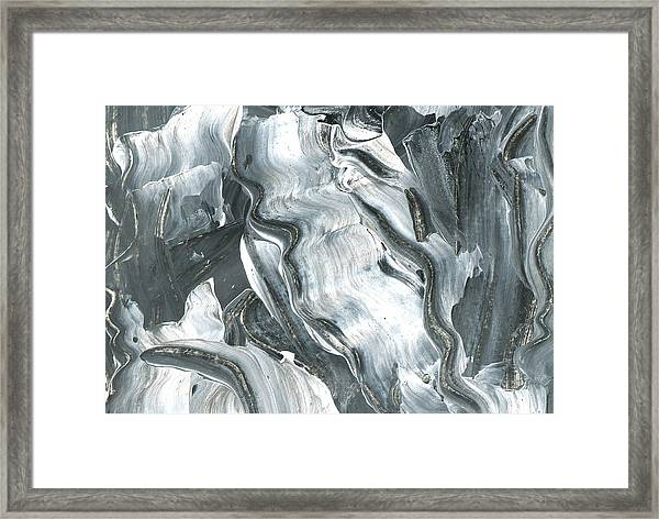 In Motion Framed Print