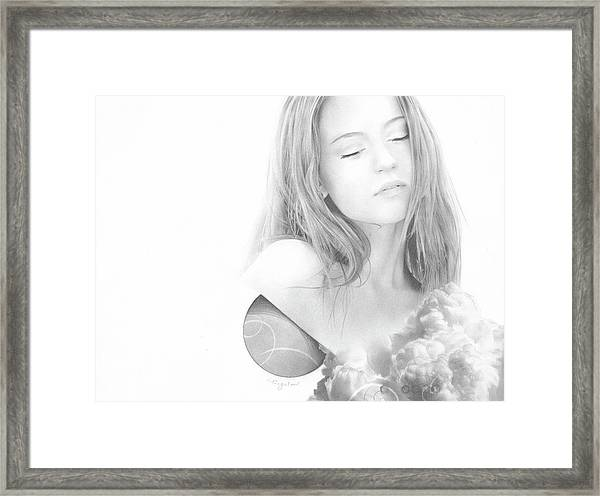 In The Clouds No. 1 Framed Print
