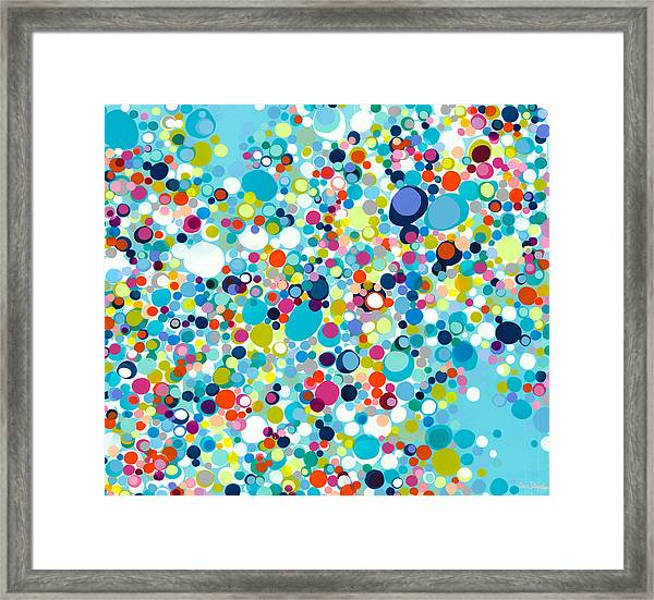 In The Meantime Framed Print