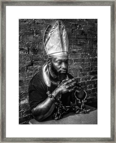 Inquisition II Framed Print