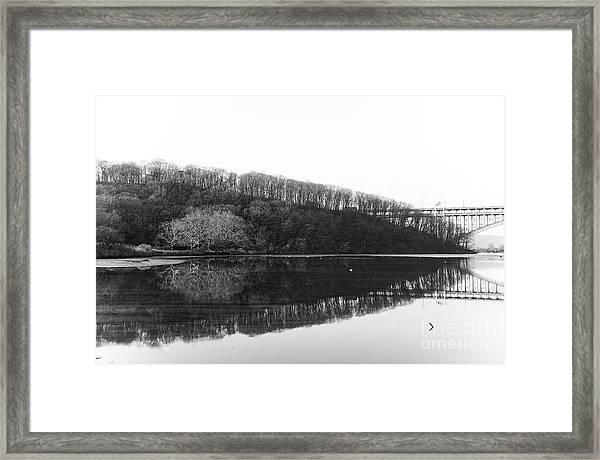 Inwood Reflections Framed Print