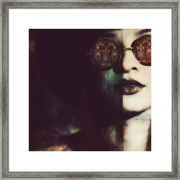 I've Got You On My Mind Framed Print