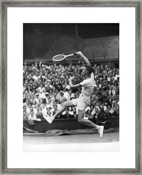 Jack Kramer Framed Print