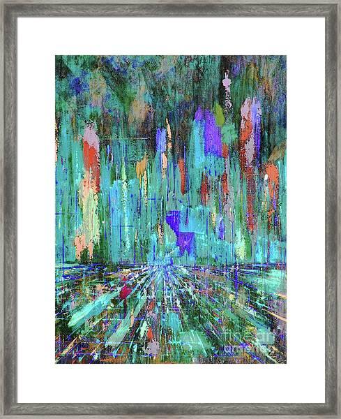Jcc 1002 Framed Print