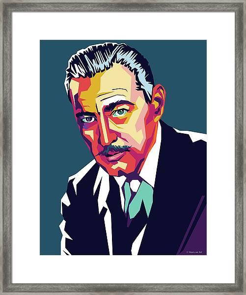 John Barrymore Framed Print