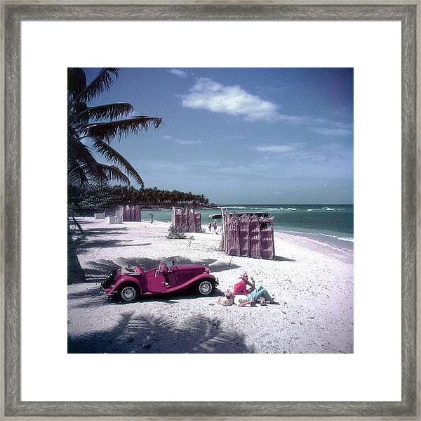 John Rawlings Framed Print
