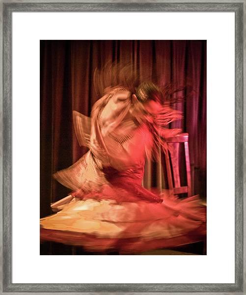 Julia Framed Print