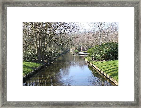 Keukenhof 2739 Framed Print