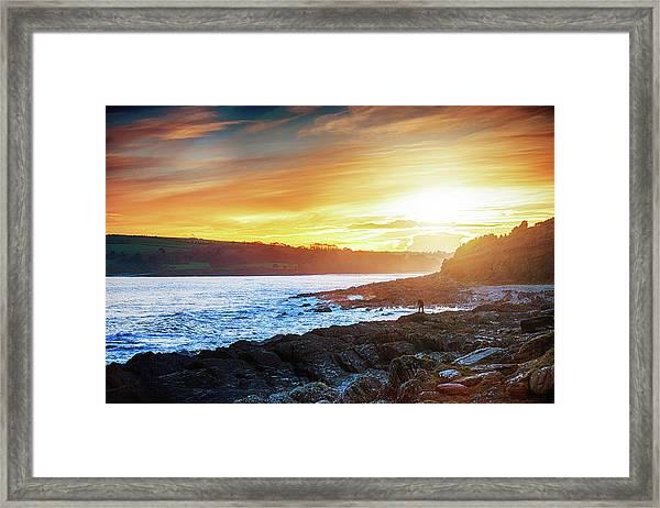 Landscape Photographer Framed Print