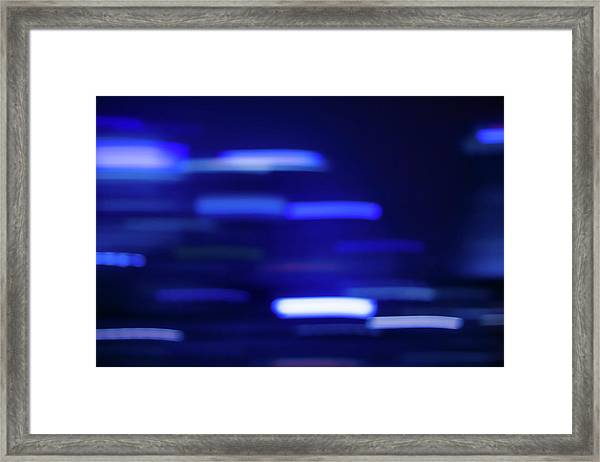 Lasting Moment I Framed Print