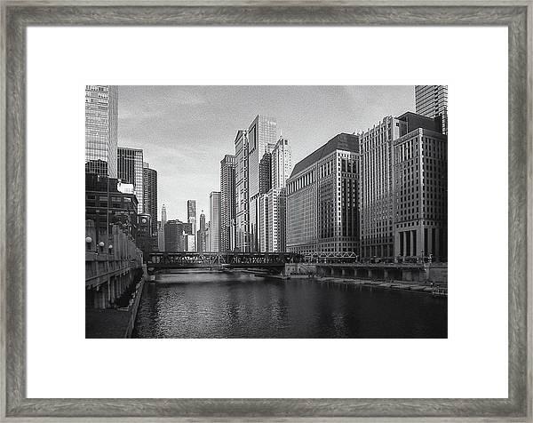 Lazy River Framed Print