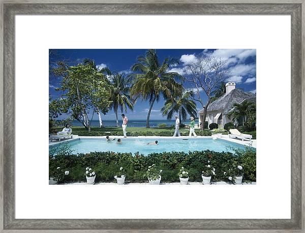 Leonard Dalsemer Framed Print