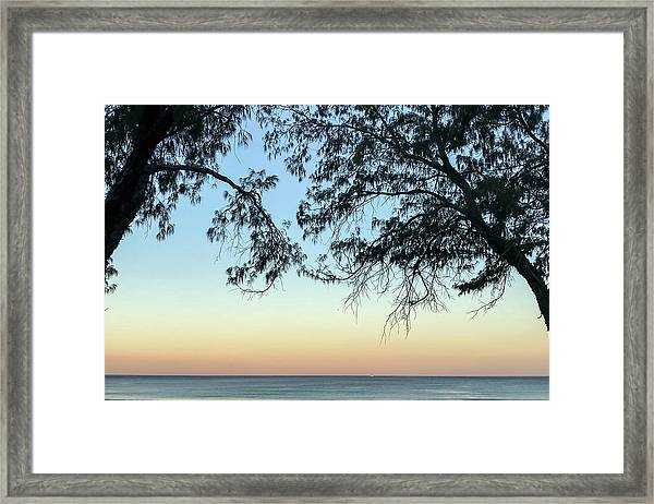Life Is Beautiful Framed Print