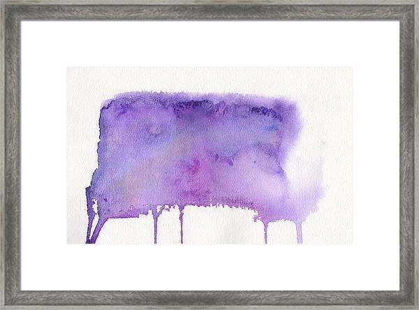 Liquid Galaxy Framed Print