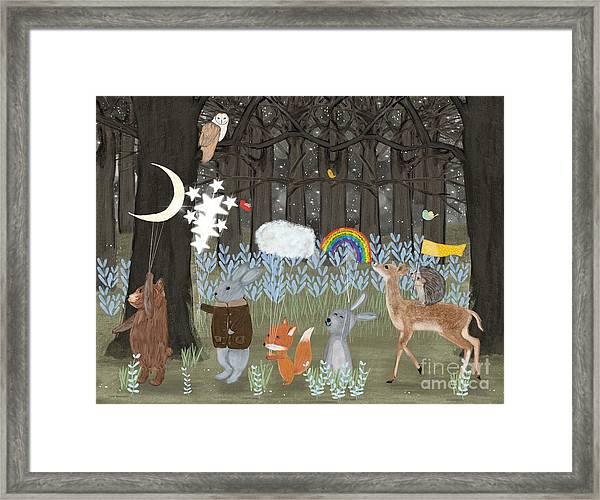 Little Seasons Framed Print by Bri Buckley